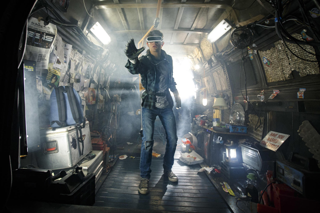 Ready Player One ©2017 WARNER BROS. ENTERTAINMENT INC. ALL RIGHTS RESERVED
