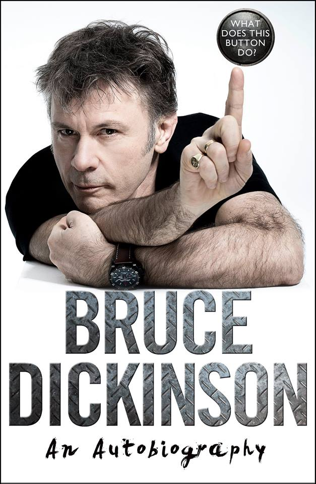 Bruce Dickinson / What Does This Button Do?
