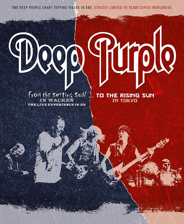Deep Purple / From The Setting Sun (in Wacken) ... To The Rising Sun (in Tokyo)