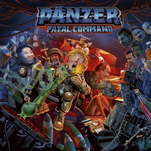 PÄNZER / Fatal Command