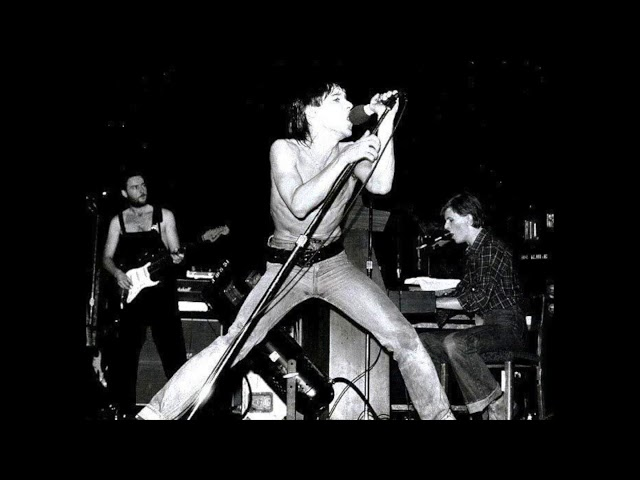 Iggy Pop feat. David Bowie - San Diego Civic Auditorium, April 16, 1977
