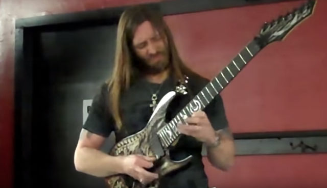 Top 10 Best Guitar Shredders of Modern Metal - Blend Guitar