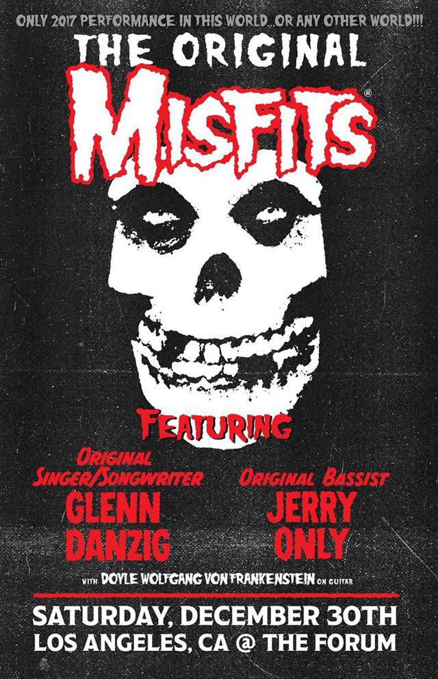 The Original Misfits 2017