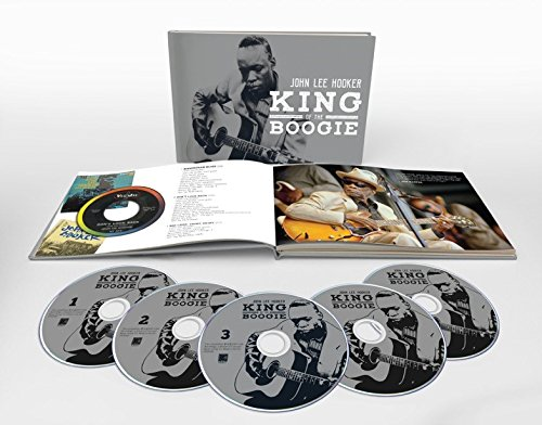 John Lee Hooker / King of the Boogie