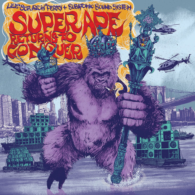 "Lee ""Scratch"" Perry & Subatomic Sound System / Super Ape Returns To Conquer"