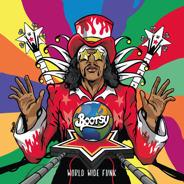 Bootsy Collins / World Wide Funk