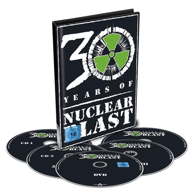 VA / 30 Years Of Nuclear Blast (DVD+4CD)