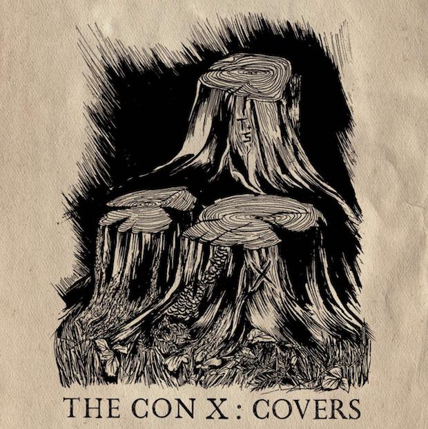 VA / The Con X: Covers