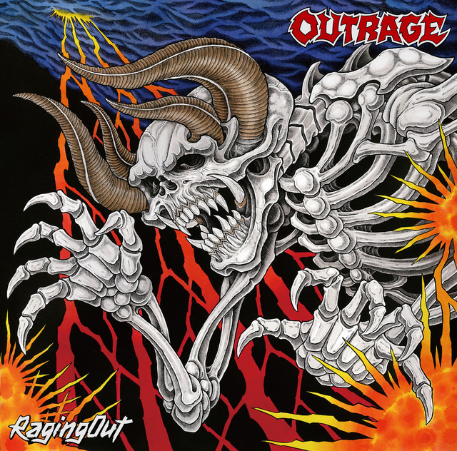 OUTRAGE / Raging Out