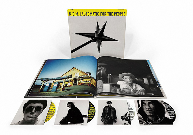 R.E.M. / Automatic For the People: 25th Anniversary Edition