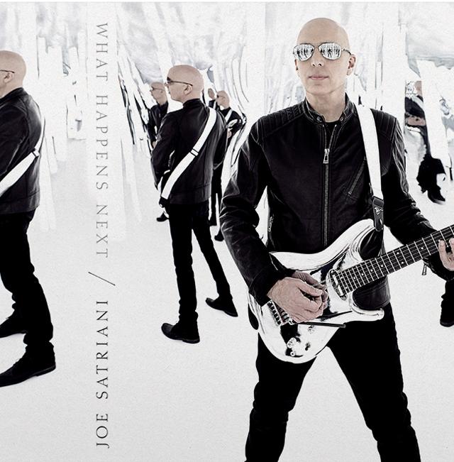Joe Satriani / What Happens Next