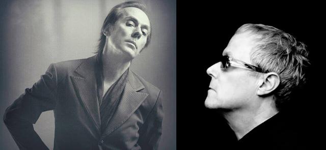 Peter Murphy and David J