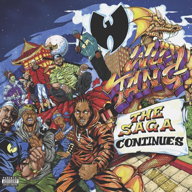 Wu-Tang Clan / Wu-Tang: The Saga Continues