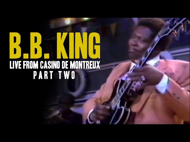 B.B. King | Live From Casino De Montreux