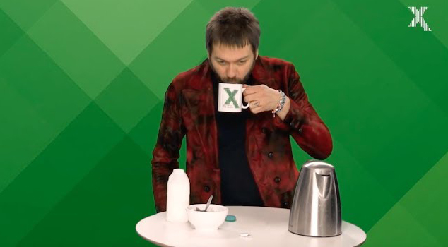 How To Make A Cup Of Tea with Kasabian's Tom Meighan - Radio X