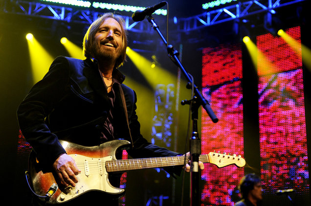 Tom Petty - Photo by Tim Mosenfelder/Getty Images