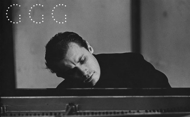 Glenn Gould Gathering - Photo by Don Hunstein/Sony Music Entertainment
