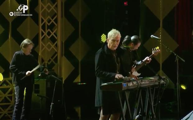 John Cale Band with Maureen Tucker