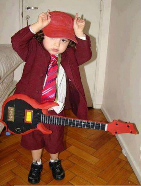 Little Angus Young