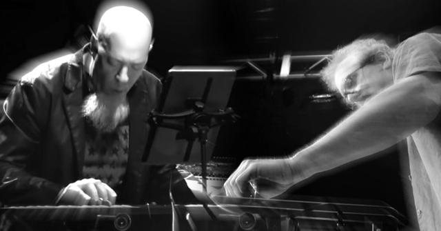Jordan Rudess and Steve Horelick