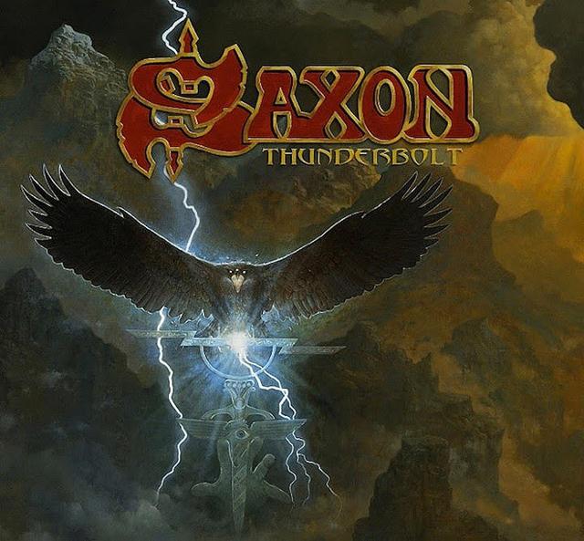 Saxon / Thunderbolt