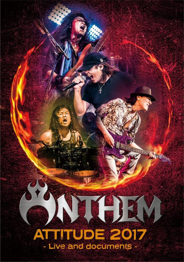 ANTHEM / ATTITUDE 2017 - Live and documents -