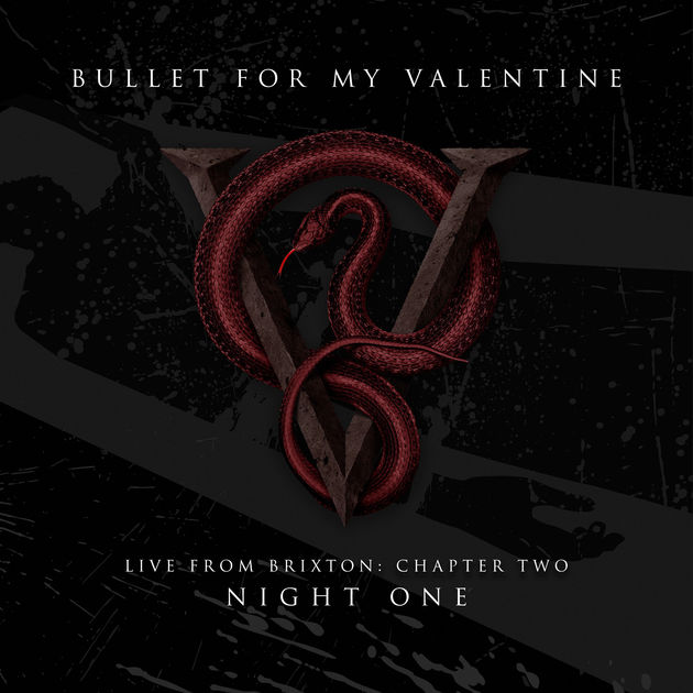 Live from bullet for my valentine live from brixton chapter two night one voltagebd Image collections