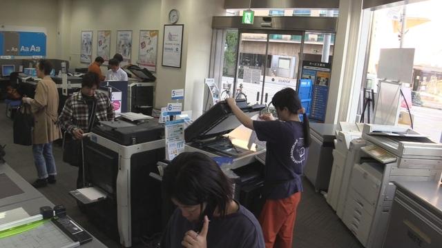 NHK『ドキュメント72時間「今夜も、もう一枚 24時間印刷店」』