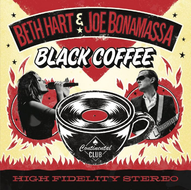Beth Hart & Joe Bonamassa / Black Coffee