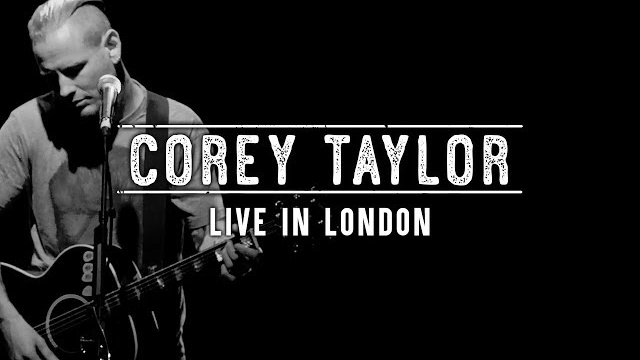 Corey Taylor / Live In London