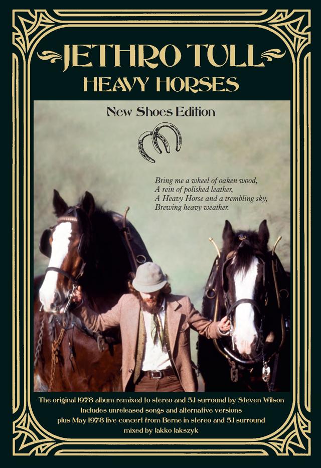 Jethro Tull / Heavy Horses (New Shoes Edition)
