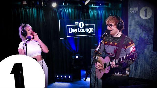 Ed Sheeran & Anne-Marie
