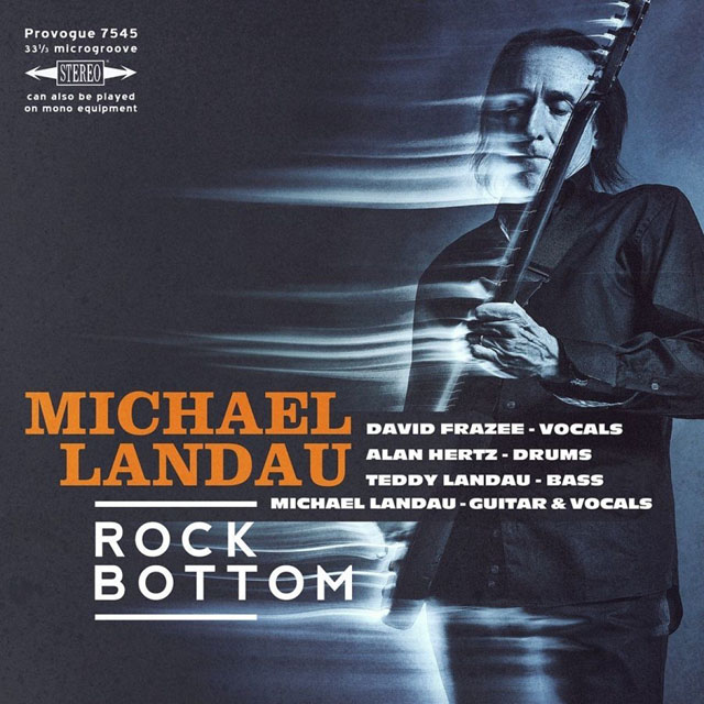 Michael Landau / Rock Bottom