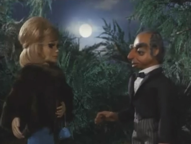 Thunderbirds - Lady Penelope and Parker