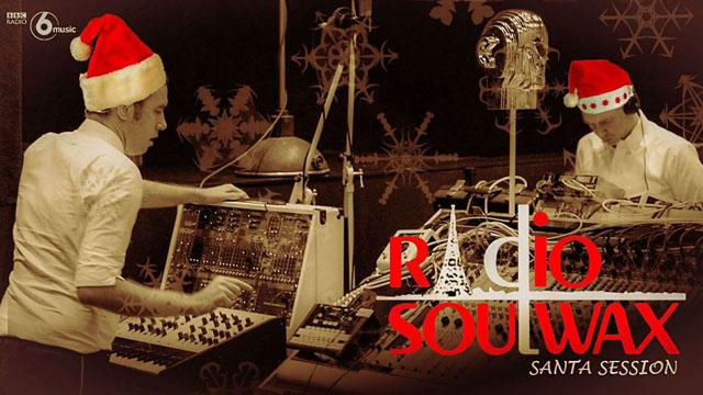 Soulwax's Christmas Mix - BBC Radio 6 Music