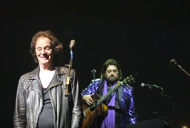 Alan Parsons with Colin Blunstone