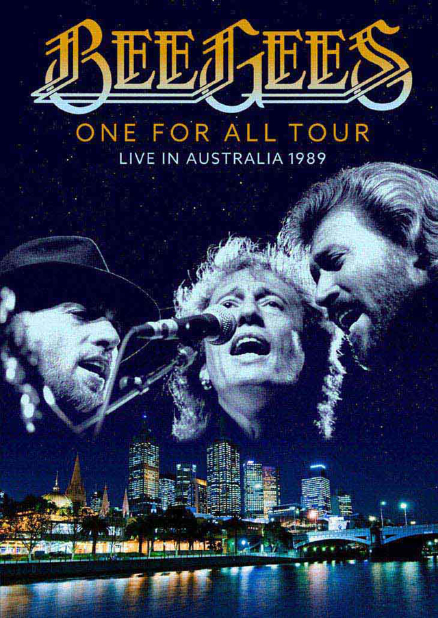Bee Gees / One For All Tour Live In Australia 1989