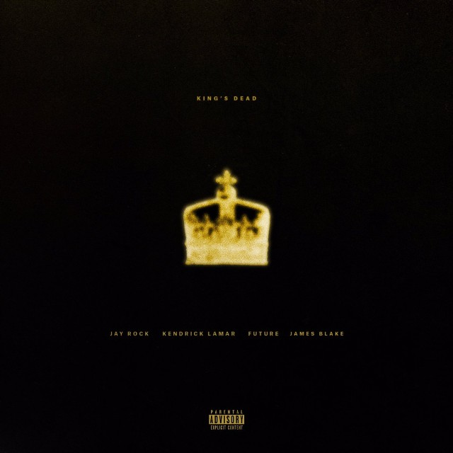 "Jay Rock /""King's Dead"" (Feat. Kendrick Lamar, Future, & James Blake)"