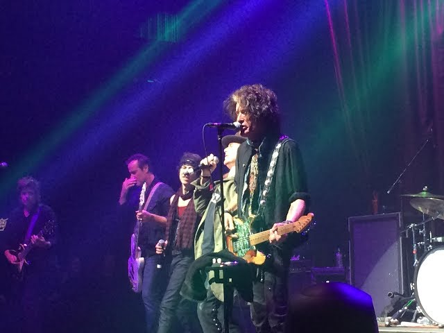 CES 2018   Joe Perry Concert