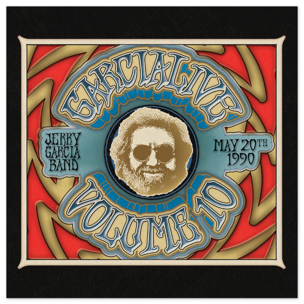 Jerry Garcia / GarciaLive Volume Ten: May 20th, 1990 Hilo Civic Auditorium