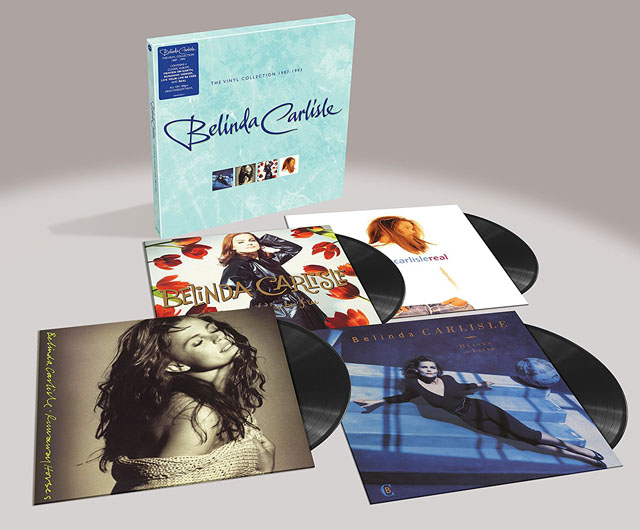 Belinda Carlisle / The Vinyl Collection 1987 - 1993