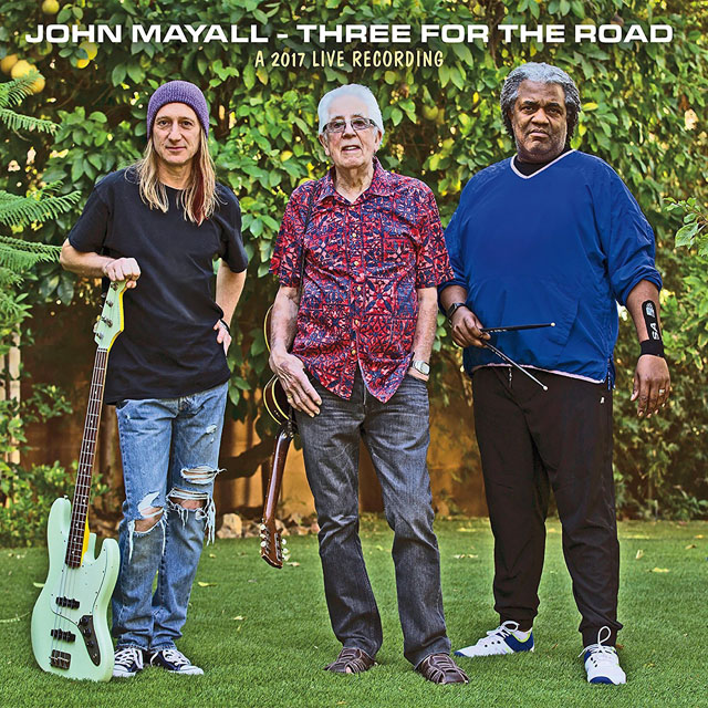 John Mayall / Three For the Road