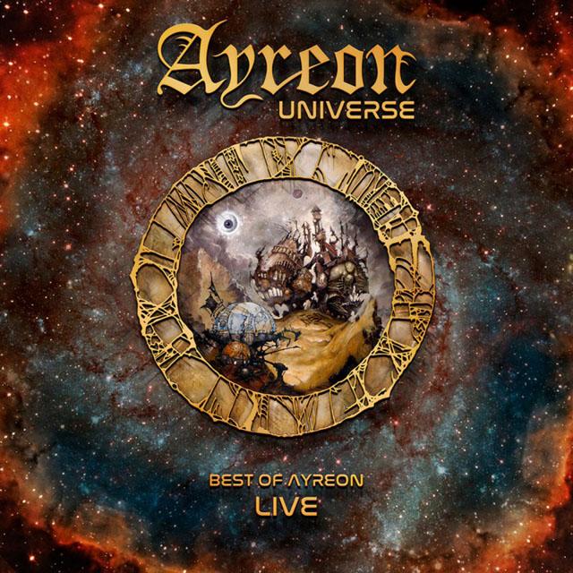 Ayreon / Ayreon Universe: The Best Of Ayreon Live