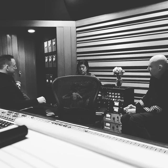 Billy Corgan, James Iha, Jimmy Chamberlin