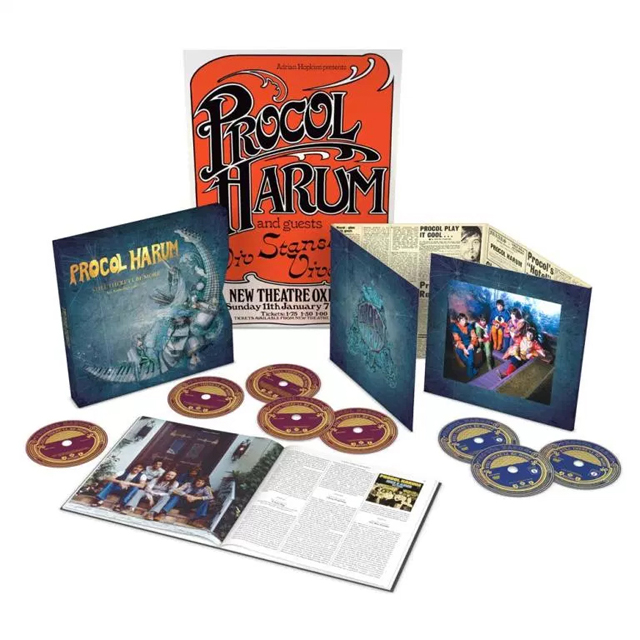 Procol Harum / Still There'll Be More: An Anthology 1967-2017