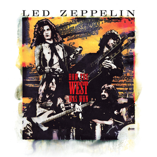 Led Zeppelin / How the West Was Won