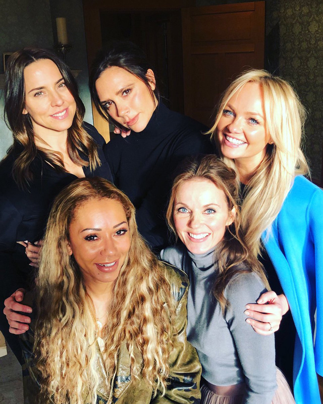 Spice Girls - 2018