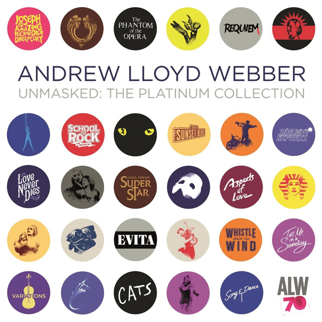Andrew Lloyd Webber / Unmasked: The Platinum Collection