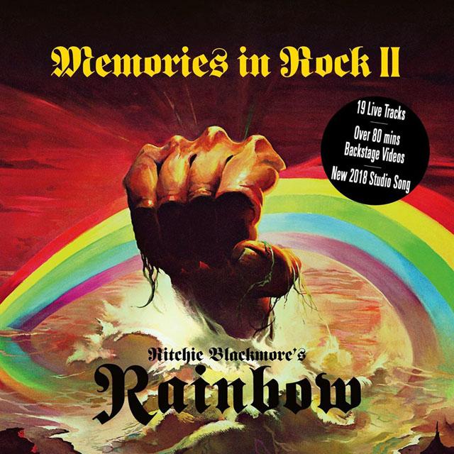 Ritchie Blackmore's Rainbow / Memories In Rock II