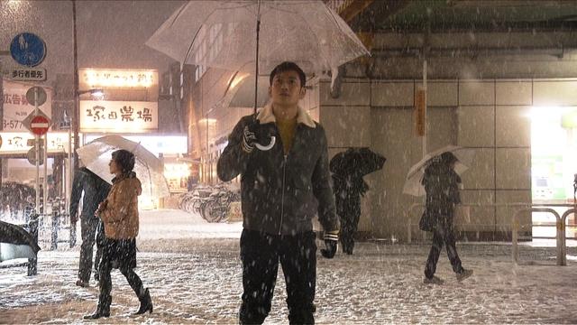 NHK『TOKYOディープ!「未来都市・南千住 知られざる歴史」』(c)NHK